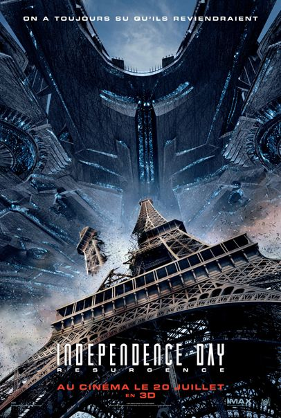 Independence Day : Resurgence [WEB-DL] VOSTFR