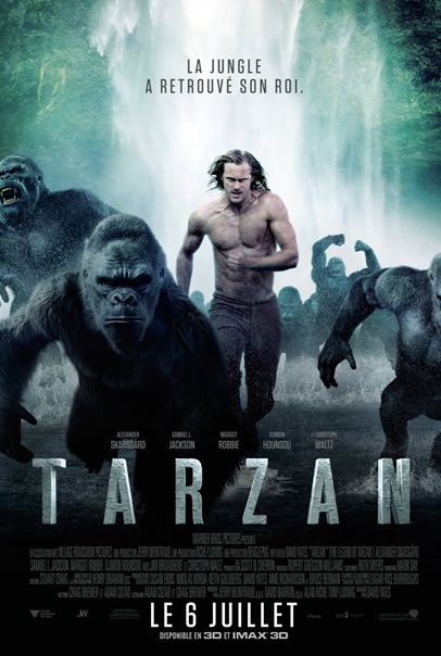 Tarzan [HDRip] VOSTFR