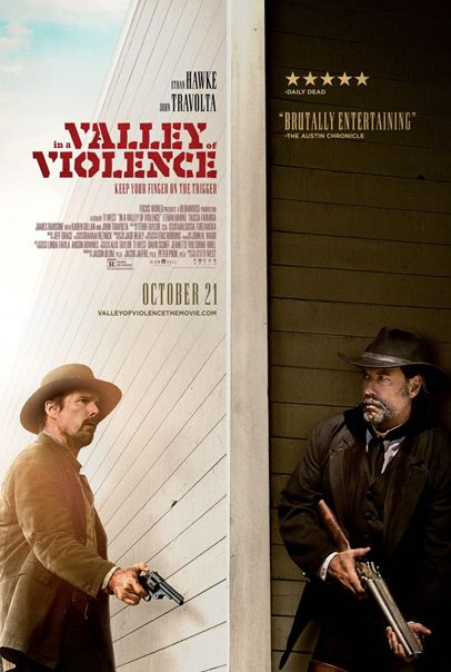In a Valley of Violence [WEB-DL] VOSTFR