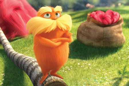 Photo - FILM - Dr. Seuss' The Lorax : 170530