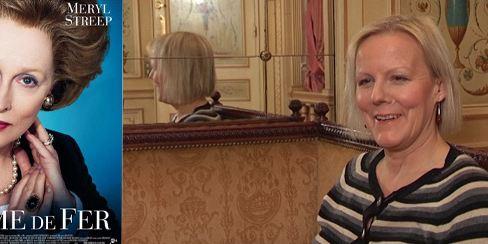"""""""La Dame de fer"""" : rencontre avec la réalisatrice Phyllida Lloyd [VIDEO]"""