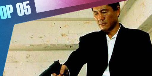 Top 5 des Asiatiques badass [VIDEO]