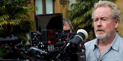 Ridley Scott : après Exodus, un nouveau récit biblique ?