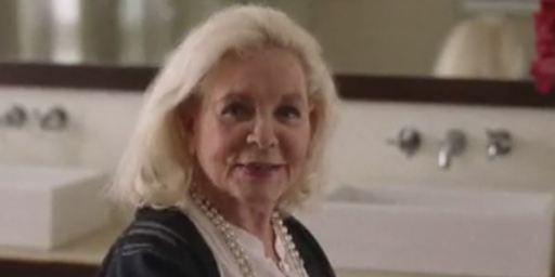 Court métrage : Quand Lauren Bacall jouait pour Natalie Portman