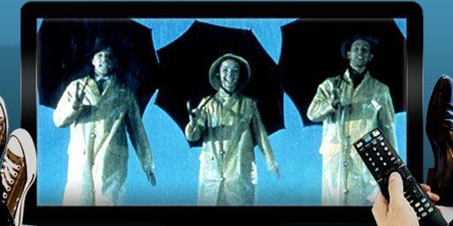 """Ce soir à la télé : on mate """"Omar m'a tuer"""" et """"Chantons sous la pluie"""""""