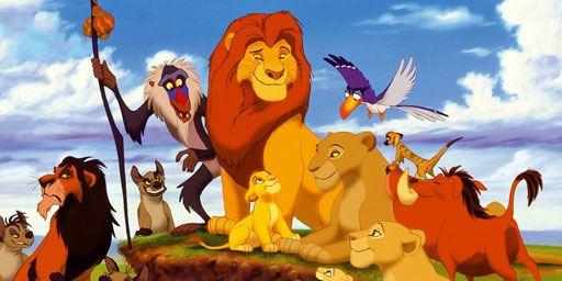 """Tout ce que vous ne saviez pas sur """"Le Roi Lion""""..."""