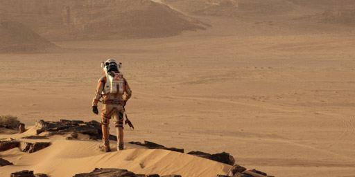 On repart sur Mars ! Seul sur Mars et 14 films sur la planète rouge