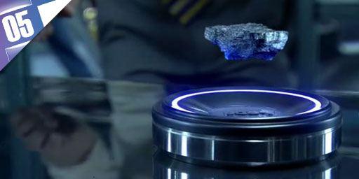 5 minéraux et métaux qui n'existent pas dans la vraie vie