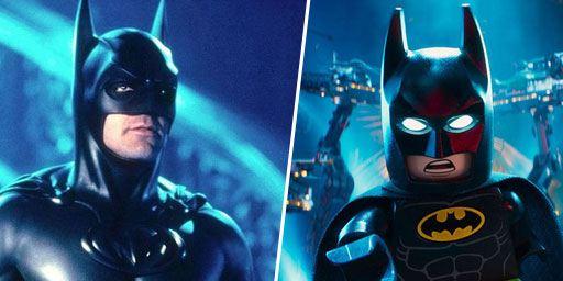 Batman : qui est votre interprète préféré du Chevalier Noir ? [SONDAGE]