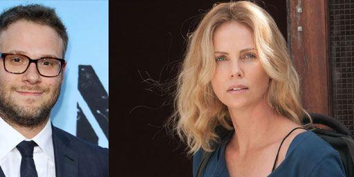 Charlize Theron en amour de jeunesse de Seth Rogen dans la comédie Flarsky