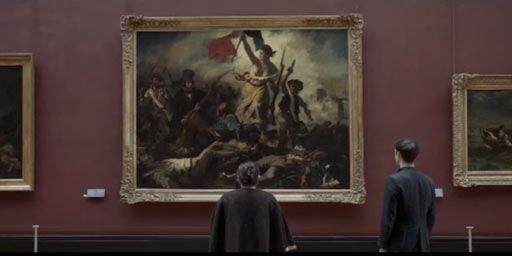 Mélanie Laurent filme l'art de l'émotion