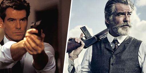 Pierce Brosnan dans The Son, Timothy Dalton dans Chuck... Quand les James Bond s'invitent dans les séries !