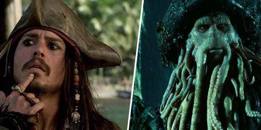 Pirates des Caraïbes : le guide des personnages de la saga