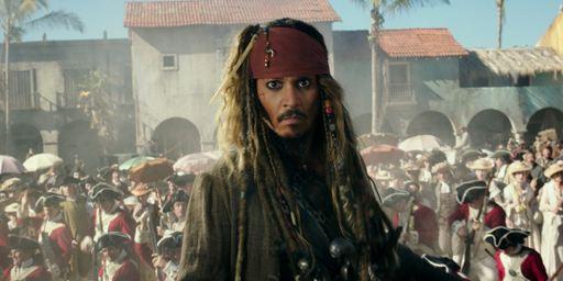 Box-office US : Pirates des Caraïbes solide à la barre !