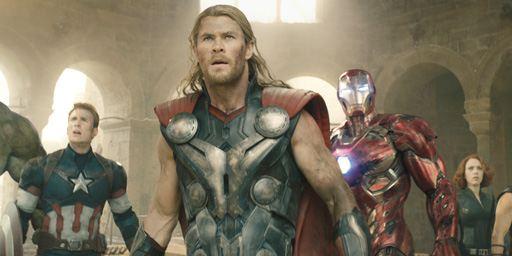 Avengers Infinity War : déjeuner à la cool pour Iron Man, Hulk et Doctor Strange !