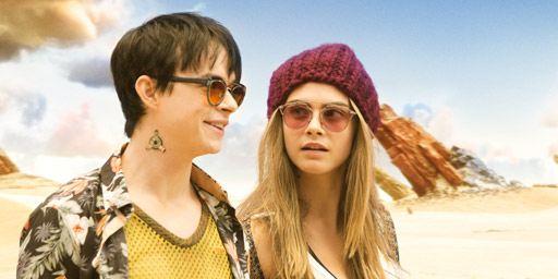 Valérian : 25 photos exclusives du film de SF de Luc Besson
