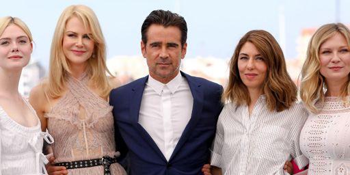 Les Proies : Nicole Kidman et Kirsten Dunst posent en noir et blanc pour le nouveau Sofia Coppola