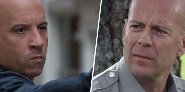 Vin Diesel, Bruce Willis, Harrison Ford... Quel âge avaient-ils lorsqu'ils ont joué dans ces films d'action ?
