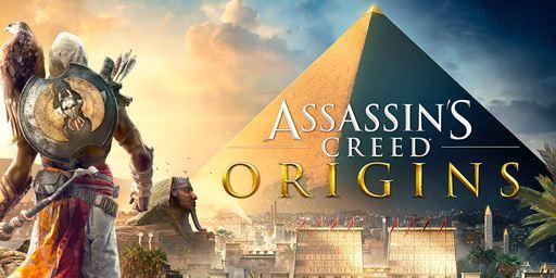 Assassin's Creed Origins : du Gameplay et un Cinematic Trailer
