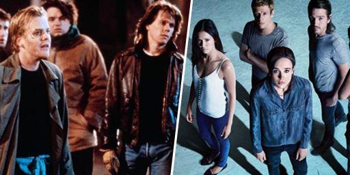 L'expérience interdite, Total Recall, Ca... 11 remakes de films de 90's