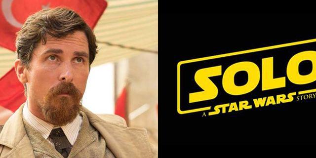 Star Wars : bientôt un rôle pour Christian Bale ?