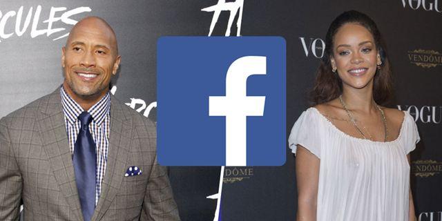 Quelles stars ont le plus de fans sur Facebook ?