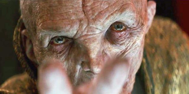 Star Wars : Andy Serkis déclare qu'il y a encore des éléments à explorer chez Snoke [SPOILER]
