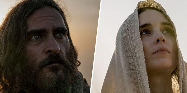 Avant Joaquin Phoenix et Rooney Mara, eux aussi ont incarné Jésus et Marie-Madeleine