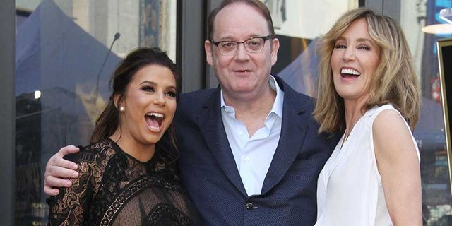 Les Desperate Housewives se reforment pour fêter l'étoile d'Eva Longoria sur le Walk of Fame !
