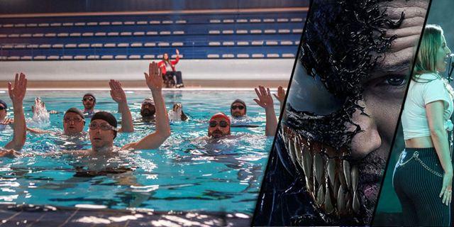 Le Grand Bain, Venom, A Star is Born... La Rédac' débat dans notre nouveau podcast ciné