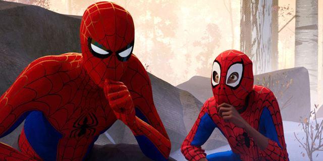 Spider-Man New Generation : 3 extraits du film d'animation aux univers parallèles