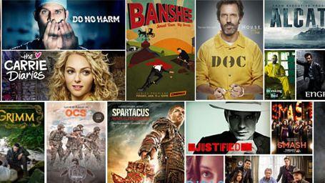 Preview 2013 : le Guide des séries à venir