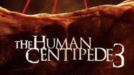 Human Centipede 3 : l'affiche la plus trash de tous les temps ?