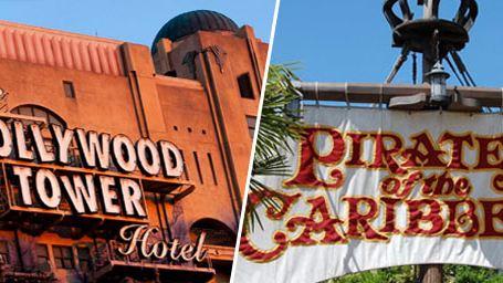 """""""It's a Small World"""" et 5 attractions Disney qui ont inspiré des films"""
