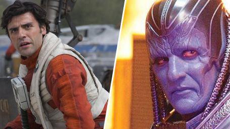 X-Men, Star Wars, Drive, Agora : les visages d'Oscar Isaac