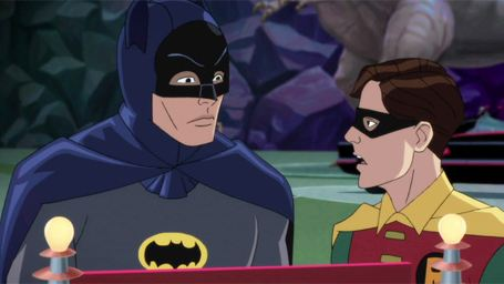 Batman Return of the Caped Crusaders s'offre une bande-annonce so sixties