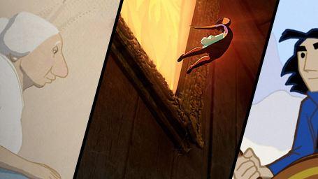 Louise en hiver et 5 films pour découvrir l'animation selon Jean-François Laguionie