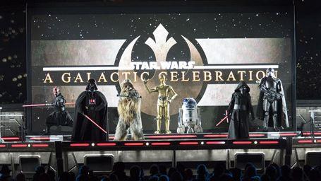 Star Wars : on a vu le nouveau spectacle à Disneyland Paris