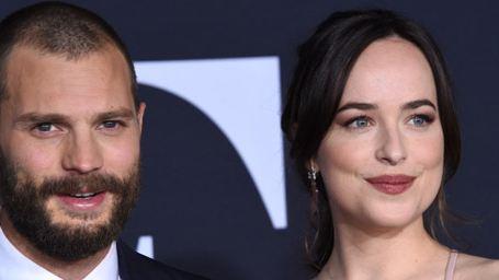 50 nuances plus sombres : Dakota Johnson et Jamie Dornan complices à l'avant-première