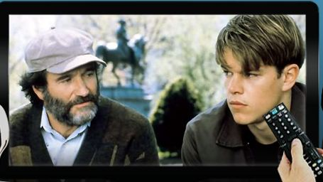 "Ce soir à la télé : on mate ""Incassable"" et ""Will Hunting"""