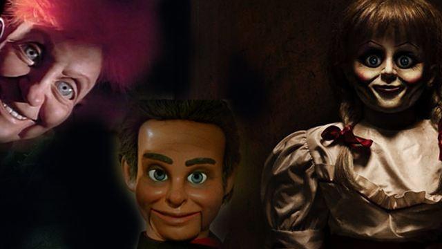 Annabelle, Chucky, The Boy : ces poupées qui font peur