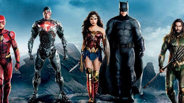 Justice League : Batman, Wonder Woman et Flash donnent tout sur les affiches personnages