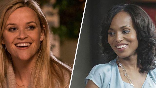 Little Fires Everywhere : Reese Witherspoon & Kerry Washington réunies pour une mini-série événement