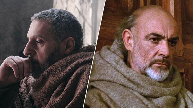 Le Nom de la rose : les acteurs de la série vs les acteurs du film