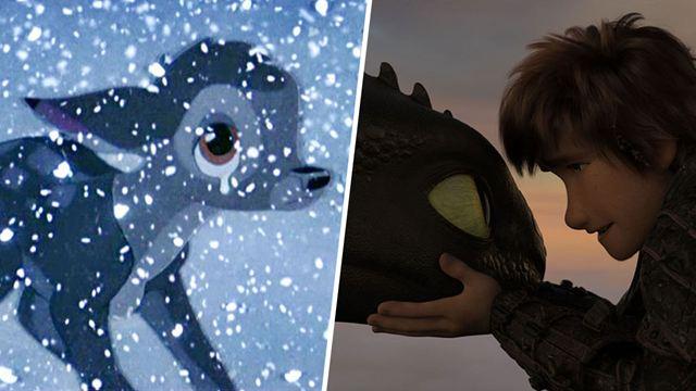Dragons, Toy Story... 7 scènes animées qui nous ont fait pleurer [SPOILERS]