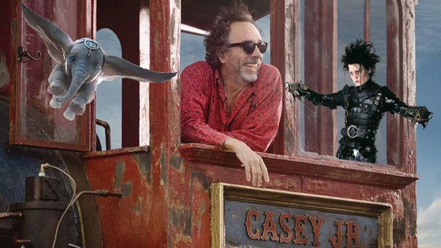 Dumbo, Beetlejuice, Sleepy Hollow... Au fait, c'est quoi un film de Tim Burton ?