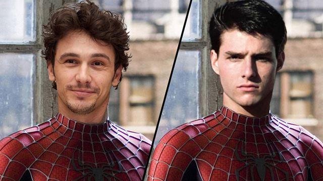 Spider-Man : de James Franco à Tom Cruise, ces 30 acteurs ont failli jouer l'Homme-Araignée