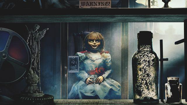 Annabelle 3 cache-t-il le prochain spin-off de la saga Conjuring ?