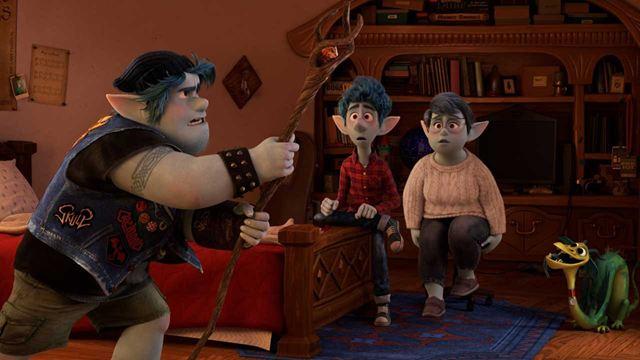 1er jour France : En avant, le nouveau Pixar, meilleur démarrage de l'année