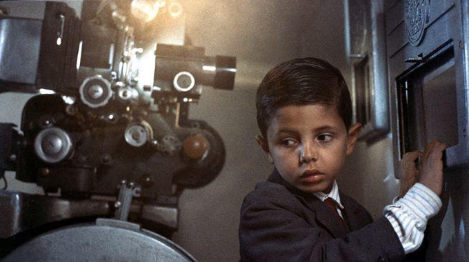 Photo du film Cinema Paradiso